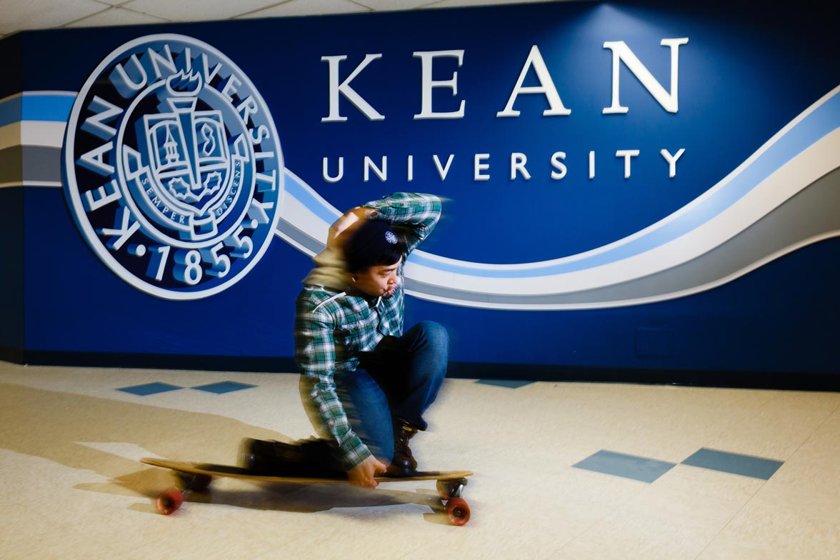 kean university admissions office